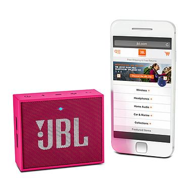 JBL GO Rosa a bajo precio