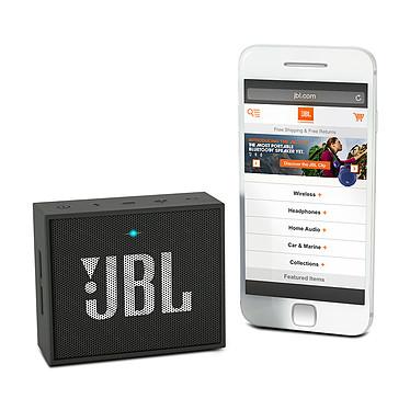JBL GO Negro a bajo precio