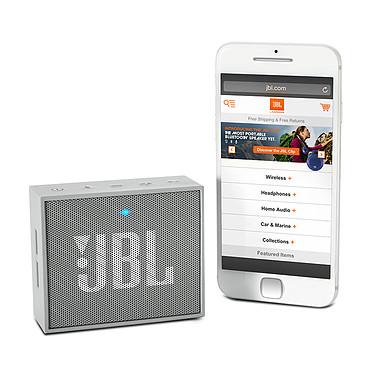 JBL GO Gris a bajo precio
