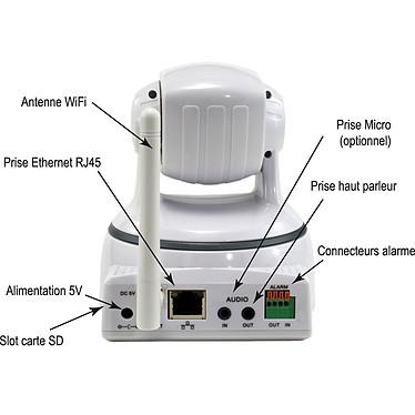 Acheter MCL IP-CAMD624AW