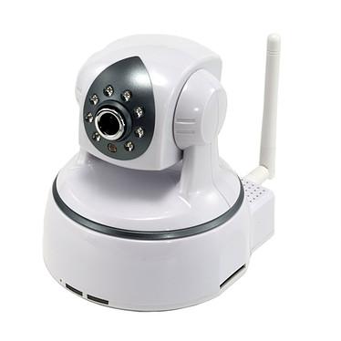 MCL IP-CAMD624AW Caméra réseau HD 1.3 MP temps réel intérieure motorisée (Ethernet, Wi-Fi)