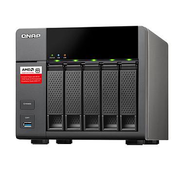 QNAP TS-563-2G Servidor NAS profesional 5 ranuras (sin disco duro)