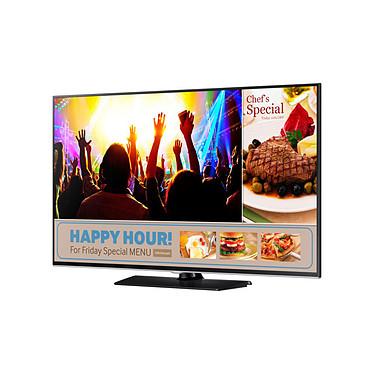"""Samsung 48"""" LED RM48D 1920 x 1080 pixels 16:9 - 5000:1 - 8 ms - HDMI - Wi-Fi - Haut parleurs intégrés - Tuner TV - Noir"""