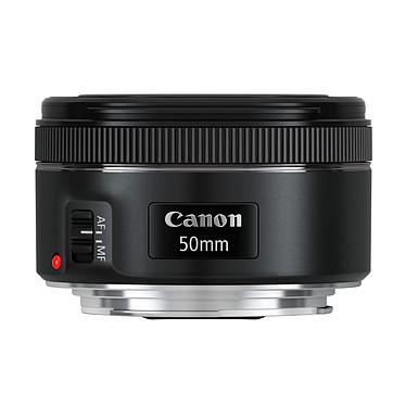 Avis Canon EF 50mm f/1.8 STM