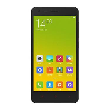 """Xiaomi Redmi 2 Noir Smartphone 4G-LTE Dual Sim avec écran tactile HD 4.7"""" sous Android 4.4"""