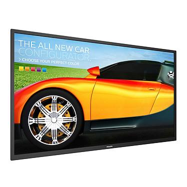 """Philips BDL4330QL 43"""" Écran Q-Line 1920 x 1080 pixels - 6.5 ms - Format large 16:9 - LED Full HD - IPS - Noir"""