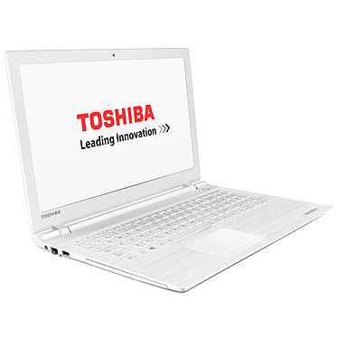 "Toshiba Satellite C55-C-1K3 Intel Core i3-5015U 4 Go 750 Go 15.6"" LED HD Graveur DVD Wi-Fi N/Bluetooth Webcam Windows 10 Famille 64 bits (garantie constructeur 2 ans)"