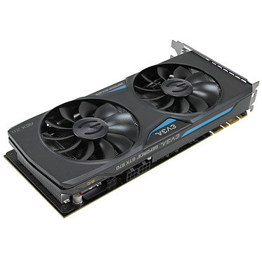 Acheter EVGA GeForce GTX 970 Superclocked ACX 2.0