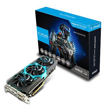 Sapphire Radeon R9 290 4G GDDR5 Vapor-X R9 290 4G D5 4 Go Dual DVI/HDMI/DisplayPort - PCI Express (AMD Radeon R9 290)