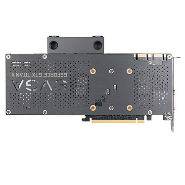 Acheter EVGA GeForce GTX TITAN X Hydro Copper