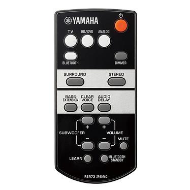Yamaha YAS-105 Noir pas cher