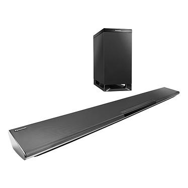 Panasonic SC-HTB485EG-K Barre de son 2.1 avec caisson de basses sans fil, Bluetooth, NFC et HDMI