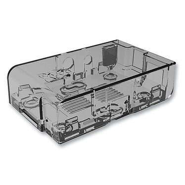 Acheter Multicomp boitier pour Raspberry Pi Model A / Model B (transparent)