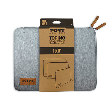 "Acheter PORT Designs Torino 15.6"" (gris)"