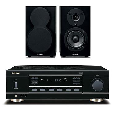 Sherwood RX-4109 + Yamaha NS-BP150