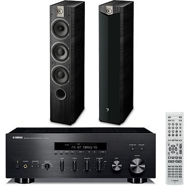 Yamaha R-S700 Noir + Focal Chorus 727 V2 Black Ash