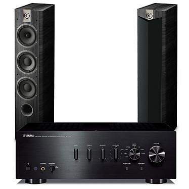 Yamaha A-S701 Noir + Focal Chorus 727 V2 Black Ash