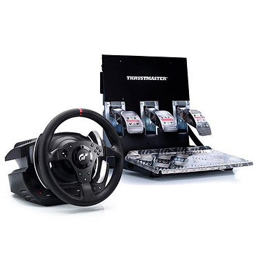 Acheter Thrustmaster T500 RS (T500RS) + TH8 Add-On Shifter + Wheel Stand Pro