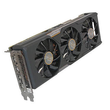 Avis Sapphire Radeon R9 Fury Tri-X 4G HBM OC (UEFI)