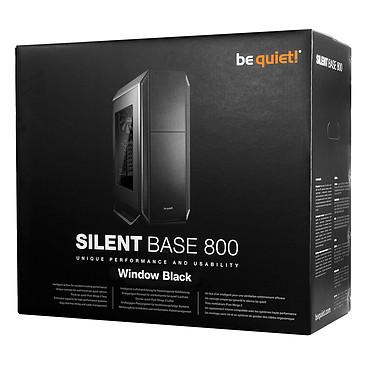 be quiet! Silent Base 800 Window (Negro) a bajo precio