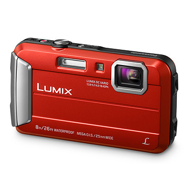 Panasonic DMC-FT30EF Rouge