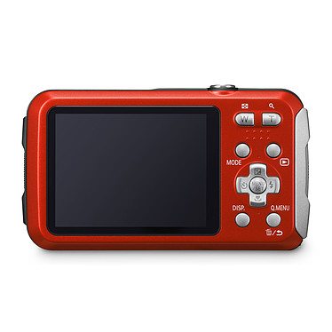 Avis Panasonic DMC-FT30EF Rouge