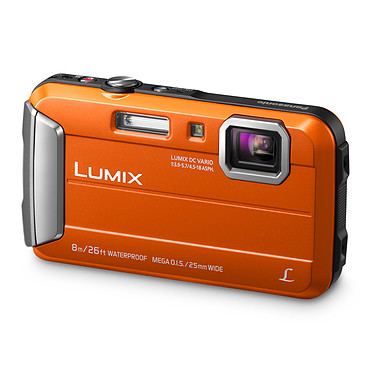Panasonic DMC-FT30EF Orange