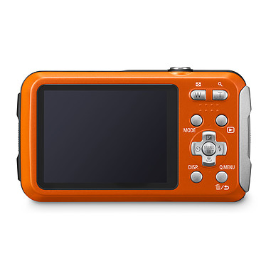 Avis Panasonic DMC-FT30EF Orange