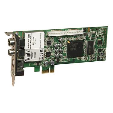 Hauppauge WinTV-HVR-2205 Carte tuner TV 3-en-1 sur port PCI-Express