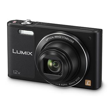 Panasonic DMC-SZ10EF Noir Appareil photo 16 MP - Zoom optique 12x - Vidéo HD - Wi-Fi