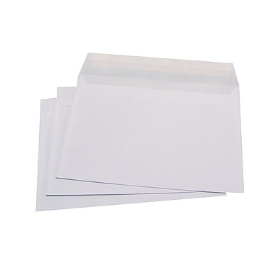 500 enveloppes C5 auto-adhésives 80g pleine Boite de 500 enveloppes pleines 80g format C5 avec bande de protection