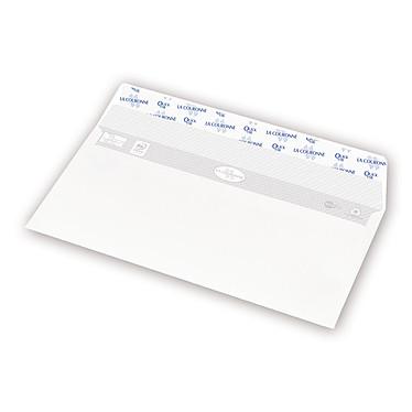 La Couronne Boîte de 500 enveloppes DL pleine Paquet de 500 enveloppes format DL auto-adhésives 90g