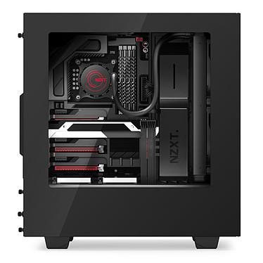 Avis NZXT Source 340 - S340 (noir/rouge)