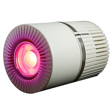 AwoX SafeLIGHT Ampoule LED couleur GU10 connectée en Bluetooth intégrée dans un capteur de fumée