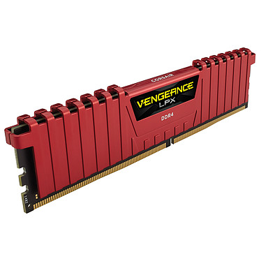 Acheter Corsair Vengeance LPX Series Low Profile 8 Go (2x 4 Go) DDR4 3000 MHz CL15