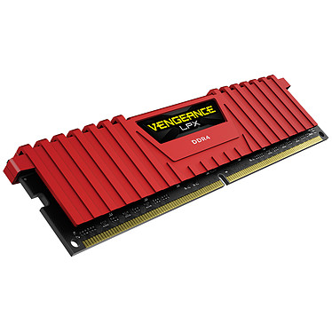 Avis Corsair Vengeance LPX Series Low Profile 16 Go (2x 8 Go) DDR4 2133 MHz CL13