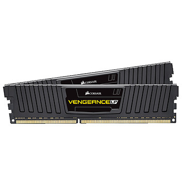 Corsair Vengeance Low Profile Series 8 Go (2 x 4 Go) DDR3L 1600 MHz CL9