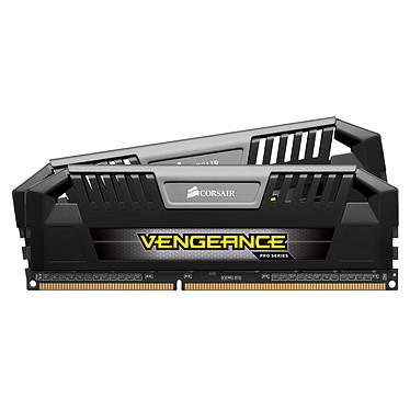 Corsair Vengeance Pro Series 16 Go (2 x 8 Go) DDR3L 1866 MHz CL10 Silver Kit Dual Channel RAM DDR3 PC3-14900 - CMY16GX3M2C1866C10 (garantie à vie par Corsair)