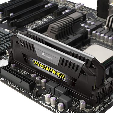 Corsair Vengeance Pro Series 8 Go (2 x 4 Go) DDR3L 1600 MHz CL9 Silver  pas cher