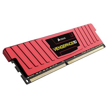 Avis Corsair Vengeance Low Profile Series 16 Go (2 x 8 Go) DDR3 1600 MHz CL10 Rouge
