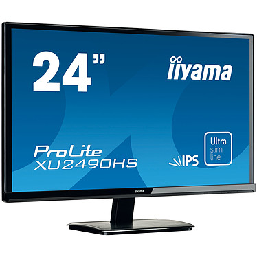 "iiyama 24"" LED - ProLite XU2490HS-B1"