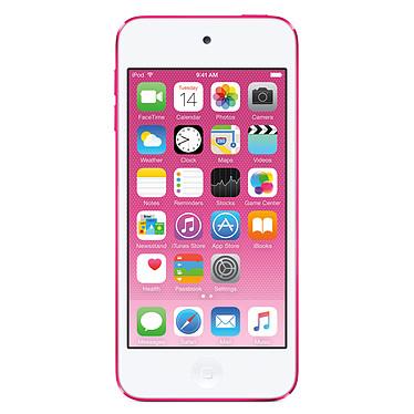 """Apple iPod touch 32 Go Rose (2015) Lecteur MP4 avec Puce A8, écran Retina 4"""", Wi-Fi et Bluetooth sous iOS 8"""