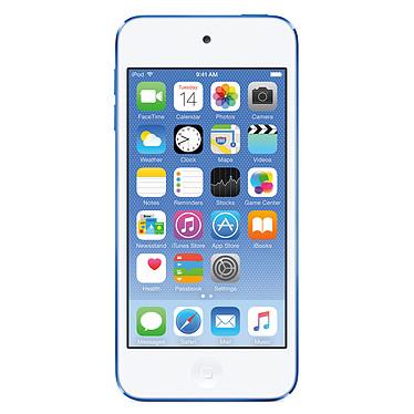 """Apple iPod touch 16 Go Bleu (2015) Lecteur MP4 avec Puce A8, écran Retina 4"""", Wi-Fi et Bluetooth sous iOS 8"""