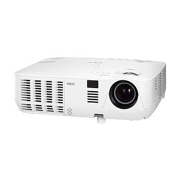 NEC V281W Vidéoprojecteur LCD WXGA 2800 Lumens 3D Ready (garantie constructeur 3 ans sur site / lampe 6 mois ou 1000h)