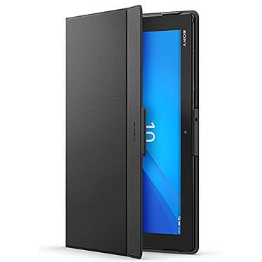 Sony Etui Folio Noir pour Sony Xperia Z4