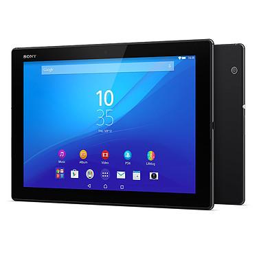 "Sony Xperia Z4 Tablet (SGP712) 32 Go Noir Tablette Internet - Qualcomm Snapdragon 810 2 GHz 3 Go 32 Go 10.1"" LED tactile Wi-Fi N/Bluetooth Webcam Android 5.0"