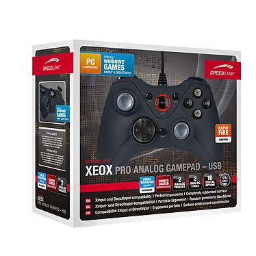 Avis Speedlink XEOX Pro
