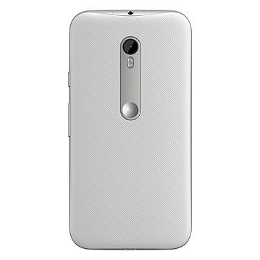 Motorola Moto G 3ème Génération 8 Go Blanc pas cher