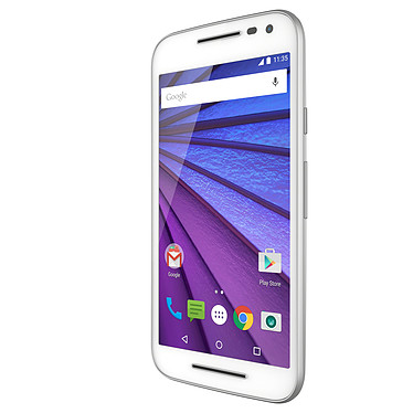 Avis Motorola Moto G 3ème Génération 8 Go Blanc