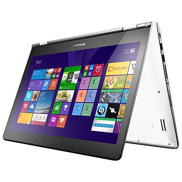 Avis Lenovo Yoga 500 14 pouces Blanc (80N5007AFR)